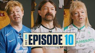 DEN 12. MANN: Episode 10   HamKam, Molde, Rosenborg og Vålerenga