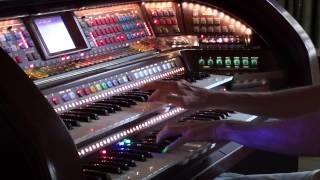 "Walter Hammel Plays ""Beyond The Sea"" On The  Lowrey Prestige Virtual Orchestra"