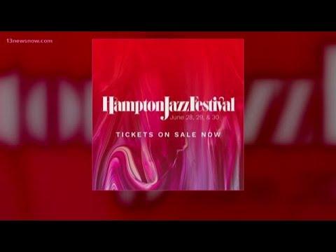 Hampton Jazz Festival 2020 Lineup.Hampton Jazz Festival Returns This Weekend
