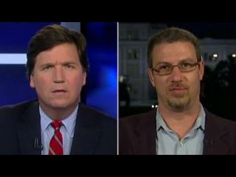 Tucker vs. \'Electoral College Petition\' founder