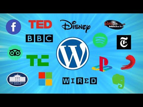 15 Big Companies that Surprisingly Use WordPress