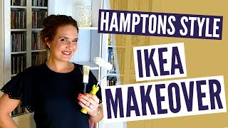 Ikea Furniture Makeover: How To Paint Ikea Furniture, Hamptons Style!