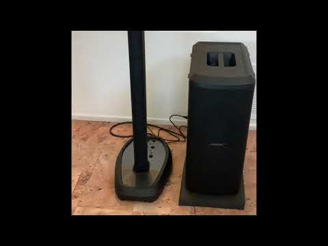 (Part 1) The WORLD'S LOUDEST Portable Bluetooth Speaker - Bose L1 Pro32/Sub2 (Full Review)