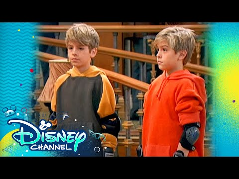 Download First & Last of The Suite Life! | Throwback Thursday | Suite Life of Zack and Cody | Disney Channel