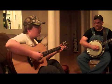 "Caleb Hutchinson covers ""When I get my reward"""