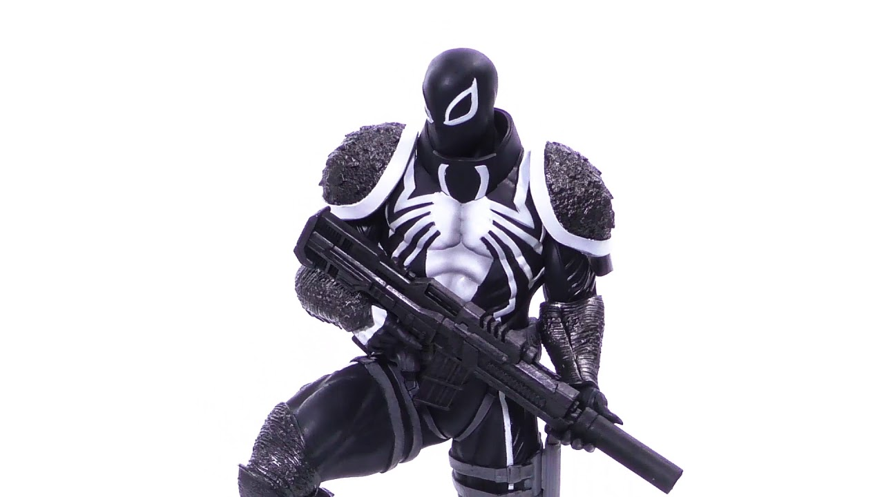 Marvel Gallery Comic Agent Venom PVC Statue New! Diamond Select