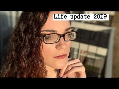 Life Update 2019 | Glasses, Channel, Emotions | Blushed Studios