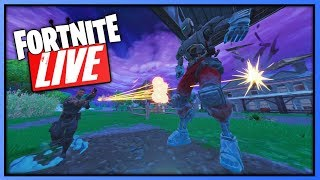 PLAY WITH A. I. M AND NEW RUGBY SKINS!?!?!? -FORTNITE BATTLE ROYALE * ENGLISH *