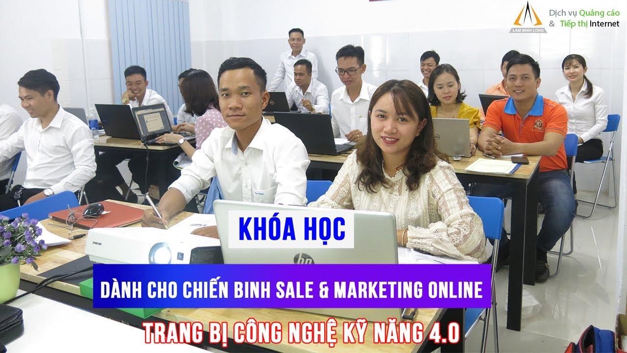 Khóa học Marketing từ số 0 | Khóa học Marketing thực tế tại Bình Dương
