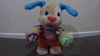 Fisher Price Laugh and Learn Dance & Play Puppy