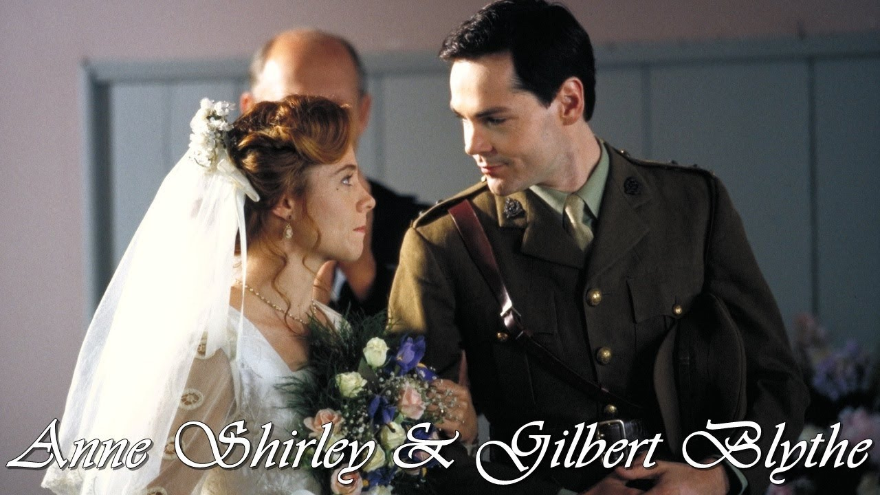Download Anne Shirley & Gilbert Blythe (Anne of Green Gables)