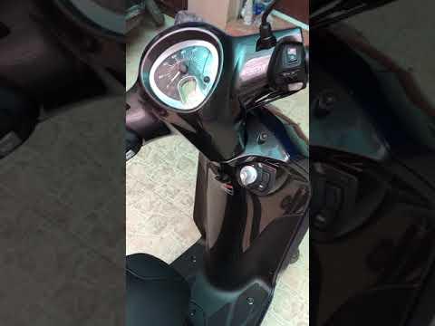 SMART KEY - Hướng Dẫn Sử Dụng Khoá Thông Minh Trên Chiếc Janus Yamaha