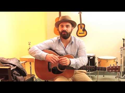 """A-Sides with Jon Chattman: Drew Holcomb Interview & Performance of """"What Would I Do Without You?"""""""