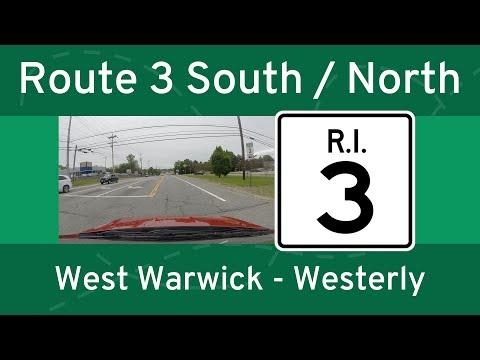 Route 3 SOUTH / NORTH | RhodeWays