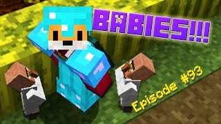 Minecraft - BABY CARTOGRAPHER - Foxy's Survival World [93]