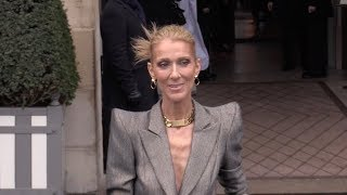 Baixar EXCLUSIVE : Very thin Celine Dion and Pepe Munoz going to the Netherlands embassy in Paris