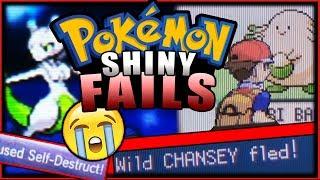 """Das Shiny ist geflohen"" 🔥😱 Top 5 SHINY FAILS"