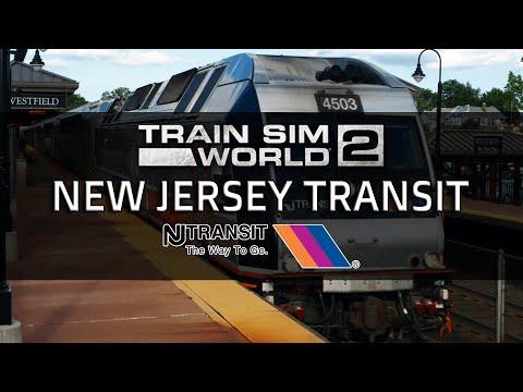 New Jersey Transit | Train Sim World 2: Suggestions |