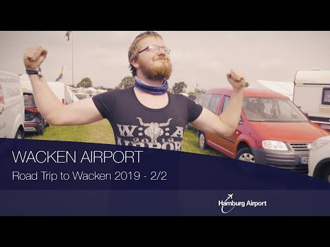 Road Trip to Wacken 2/2 | Wacken Airport