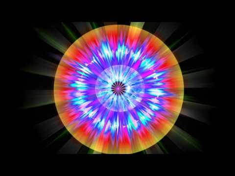 A work in progress, variations on a mandala animation