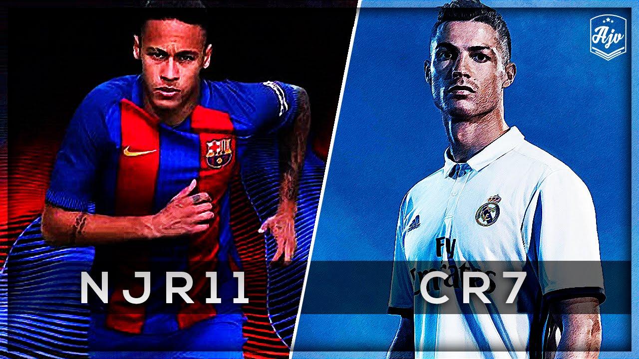 Cristiano Ronaldo & Neymar Jr. - Masterpiece | Ready For ...