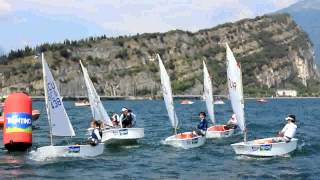 Team Racing Optimist World Championship - Elimination round, 20th july