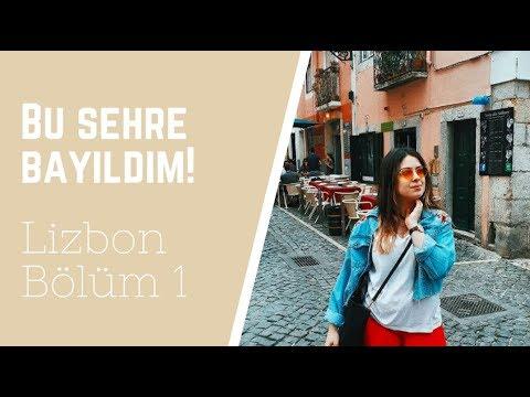 Büyülü Şehir | Lizbon | Portekiz Bölüm 1
