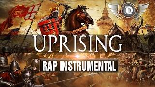 Gambar cover Hard Epic Inspiring Cinematic HIPHOP Instrumental - Uprising (FIFTY VINC Collab)