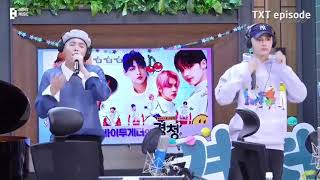 TXT's Kang Taehyun And Huening Kai Singing Night Changes Live || 8D Audio