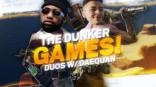 MYTH & DAEQUAN DUNK ON DUOS - FUNNY FORTNITE WIN