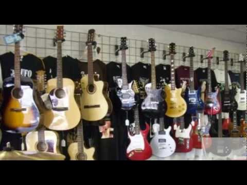 Musical Instrument Store, Music Lessons in Midland TX 79705