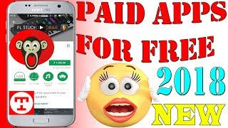 How to Get Paid Apps For FREE On Android 2018