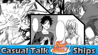 Series: Shokugeki no Soma / Food Wars Topic: Shipping And Ships! A ...