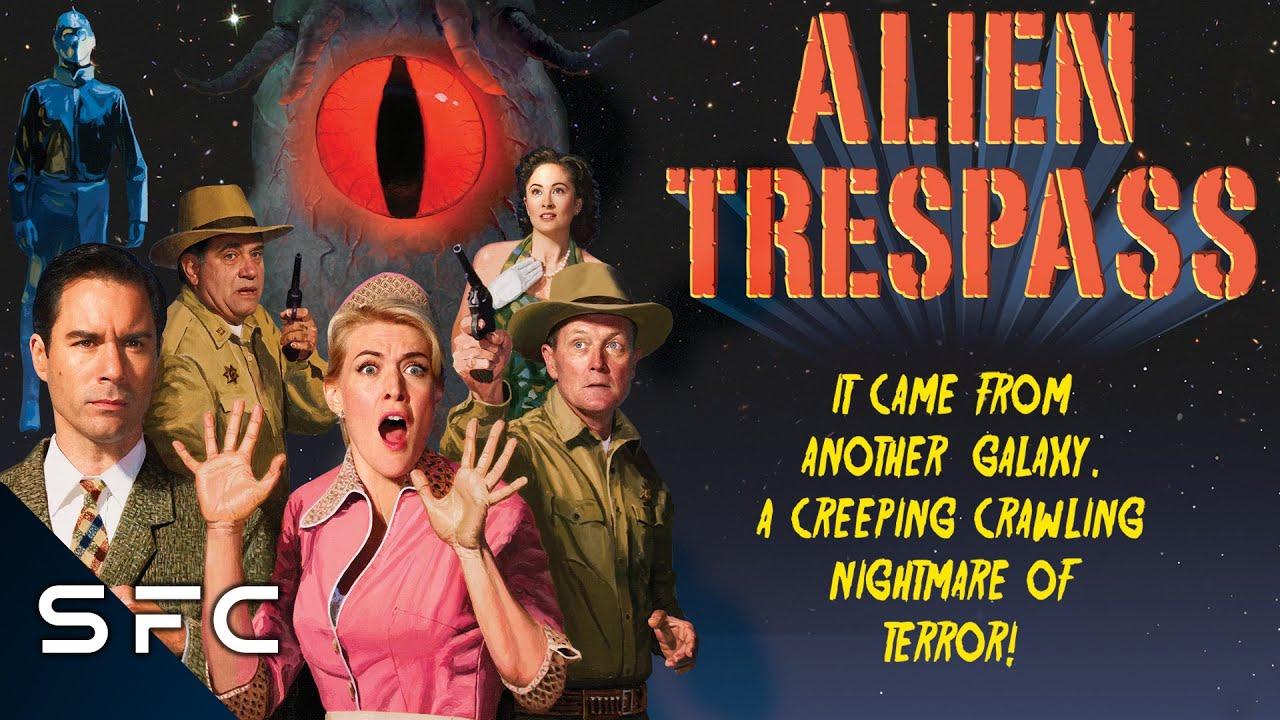 Alien Trespass | Full Martian Invasion Sci-Fi Movie