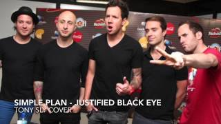 Simple Plan - Justified Black Eye (Tony Sly Cover)