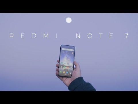 Xiaomi Redmi Note 7 полный качественный обзор. Отзыв пользователя.