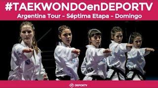 Argentina Taekowndo Tour - Séptima etapa - Domingo