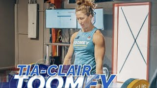 Tia Clair Toomey FULL WORKOUTS. Events 1, 3, & 5 for the 2020 CrossFit Games.