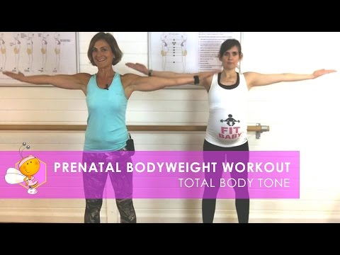 pregnancy-exercise:-total-body-tone-(30-minutes)-for-trimester-1,-2-or-3