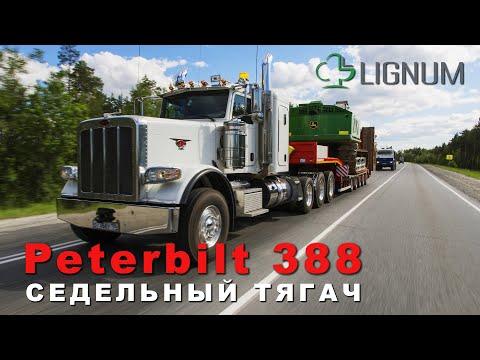 Седельный тягач Peterbilt 388 / Peterbilt 388 Track
