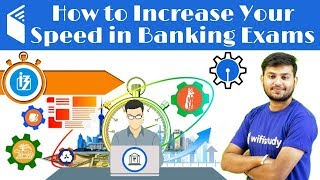 How to Increase Your Speed in Banking Exams | wifistudy IBPS PO/Clerk Crash Course