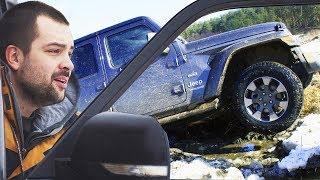 Ушатали Машину! Тонем В Канаве! Jeep Wrangler Боролся До Конца! Волга (Злая), Subaru, Toyota, Уаз