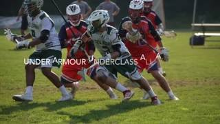 james hogan ohio state commit class of 2019 lacrosse highlights summer 2016