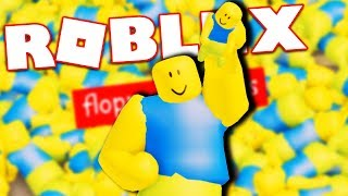 *HILARIOUS* FLOPPY FIGHTER BATTLES! | Roblox Floppy Fighters