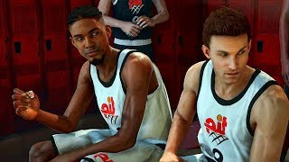 NBA 2k20 MyCareer #3 | Flexing Championship Ring | Seniors Scrimmage Game