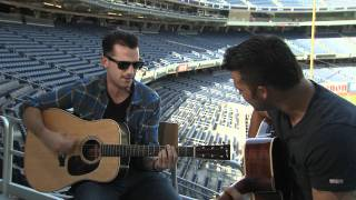 """O.A.R.'s Marc Roberge - """"That Was A Crazy Game of Poker"""" Acoustic - Live at Yankee Stadium"""