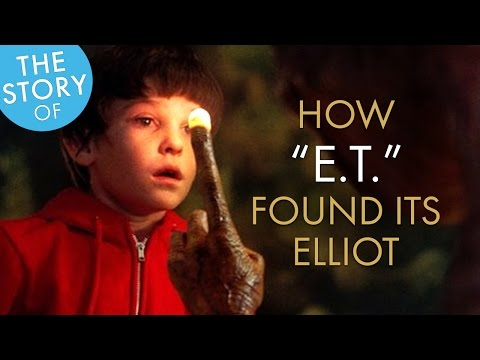 The Story of Casting Elliott in E.T.