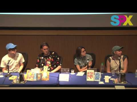 SPX 2016 Panel - The Art of Printing Comics