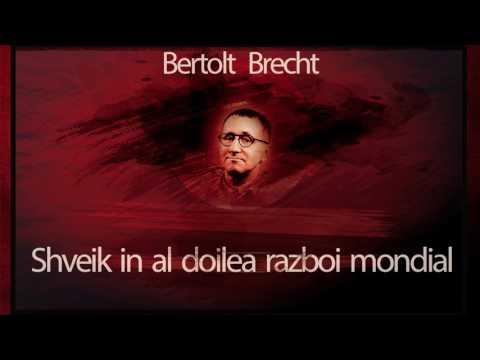 Svejk in al doilea razboi mondial - Bertold Brecht