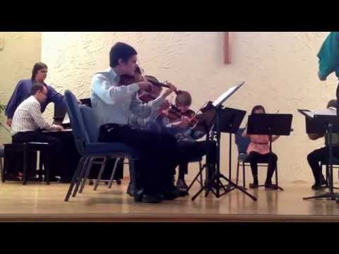 "Huntsville Suzuki School of Music - ""Take 5"""